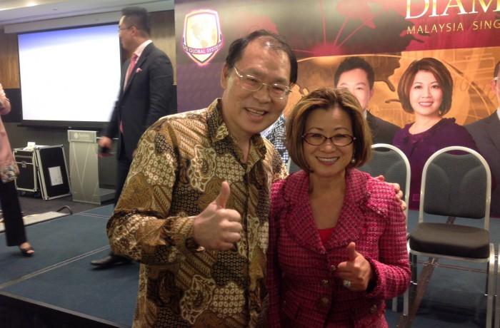 With Kim Hui
