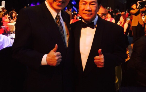 With Paul Lim