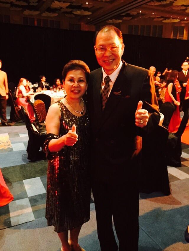 With Tina Hu