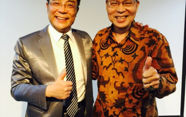 With Jason Chiang